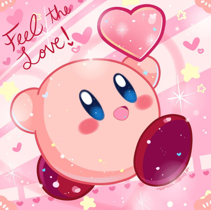 Kirby:  Feel the Love