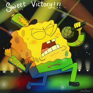 Sweet Victory at the NHL