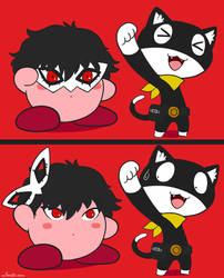 Kirby Unmasked by Domestic-hedgehog