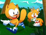 Ray and Tails Adventure
