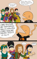 Dragon Ball in Smash