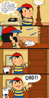 Earthbound Happy Father's day