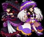 Commission Neko and Chihiro