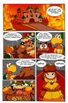 Commission Mario Bros Comic Page 1