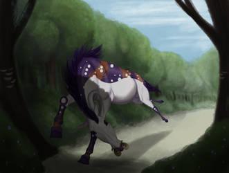 Boar Hunt by PinkPonyFarts