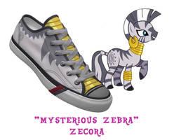 Zecora shoes by DoctorRedBird