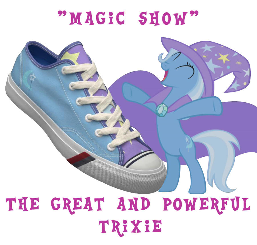 Trixie shoes by DoctorRedBird