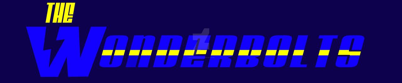 Wonderbolts 2011 style logo/ Edit: help by DoctorRedBird