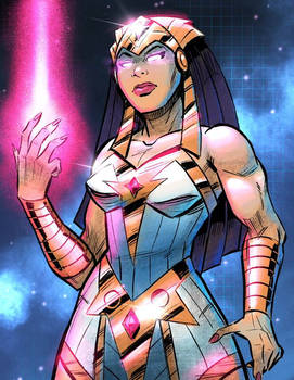 Cosmic Warrior Princess