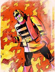 Von Ghoul Trading Card