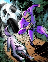 The Phantom and Devil