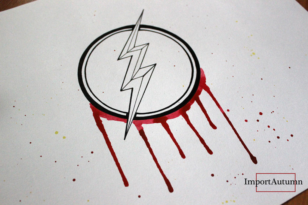Cws The Flash Symbol Youtube Video By Importautumn On Deviantart