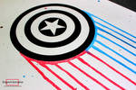 Captain America [Speed Drawing Video]