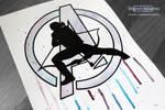 Drawing Hawkeye! [Speedpaint video too]