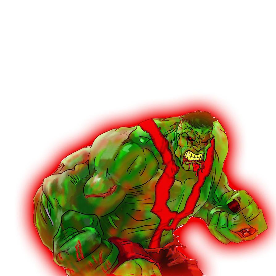 red green hulk
