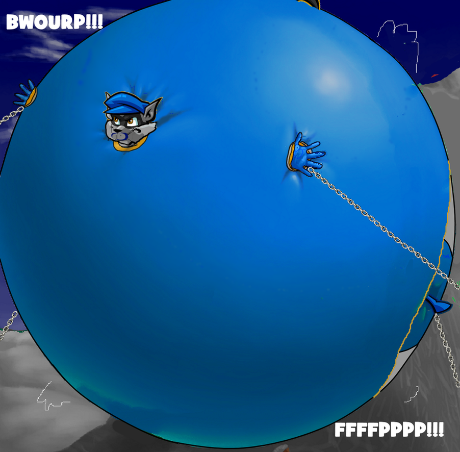 Sly Cooper Inflation Bing Images