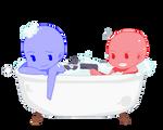 BASE: Bathtub Wars by TheHantaiCollection