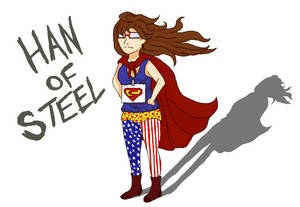 Han Of Steel Take 2 by TheHantaiCollection