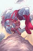 He-Man by johnnymorbius