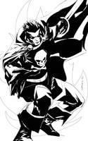 Black Terror by johnnymorbius