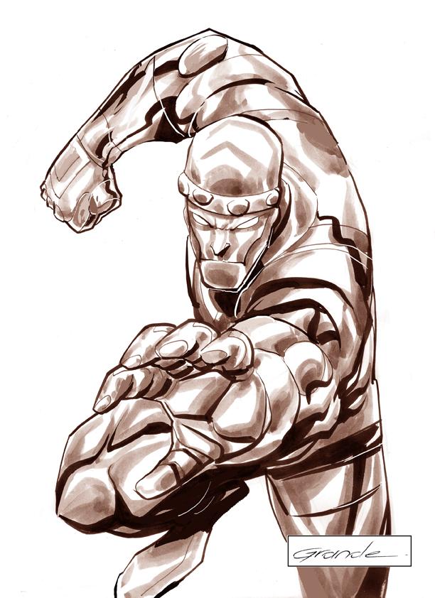 Robotman by johnnymorbius