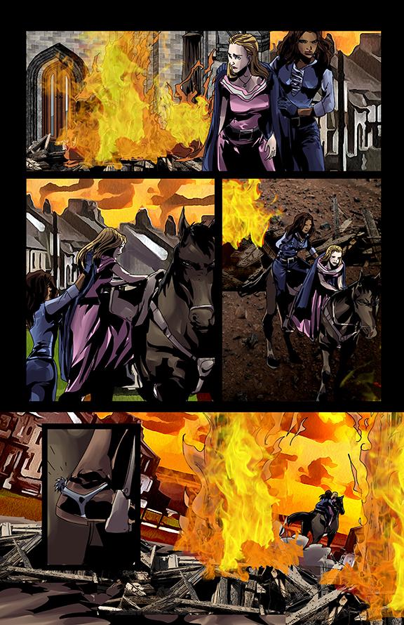 Witchestrine 09 by johnnymorbius