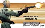 Robocop by johnnymorbius