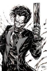 The Joker by johnnymorbius