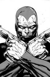 The Phantom by johnnymorbius