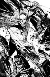 Thor by johnnymorbius