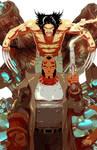 Hellboy/ Wolverine
