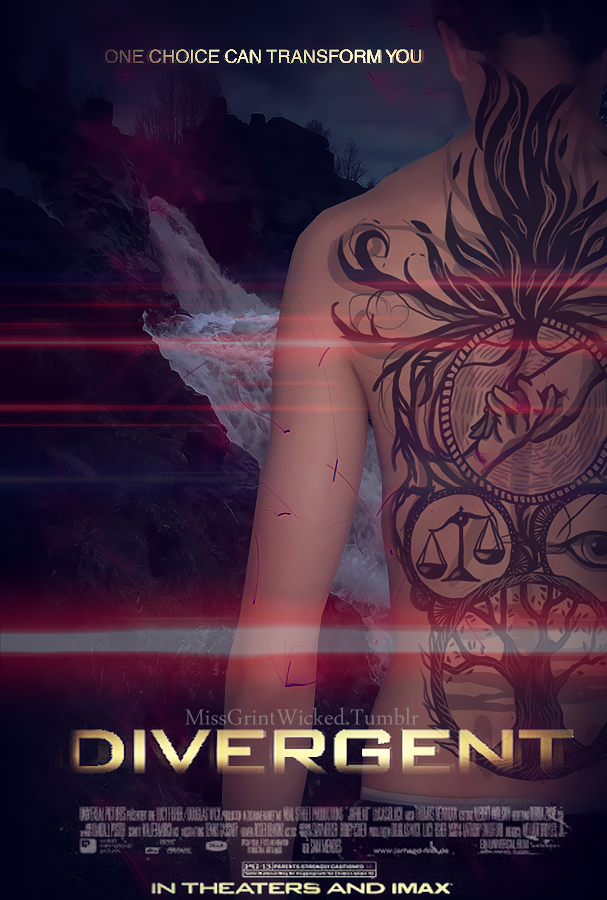 divergent four movie poster - photo #25
