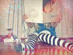 Hey Alice where is your Wonderland?