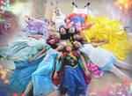 Princess Royale Disney Cosplay