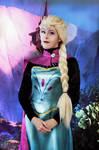 Queen of Arendelle,Elsa cosplay frozen