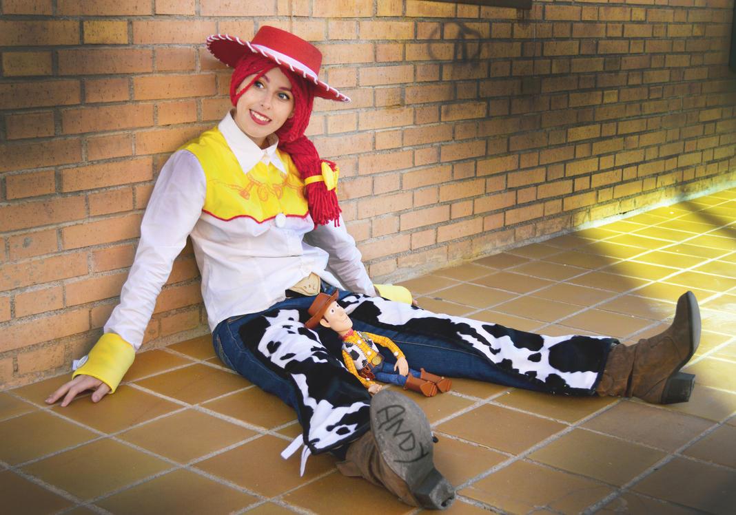 Toy story jessie cosplay