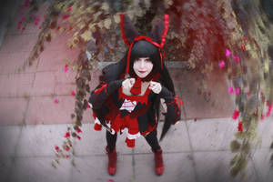 Rory Mercury Cosplay GATE by MissWeirdCat