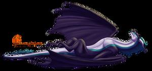 Dragon (Patreon reward) by ElenPanter