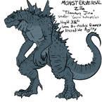 Monsterverse FanDesign: Zilla, Tittanus Jira 'Jira