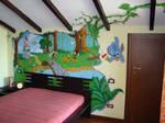 Disney Murales by IaneArt