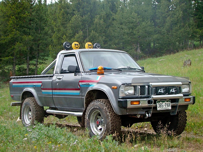 Colorado Springs Toyota >> Toyota sr5 pickup by 22sx on DeviantArt