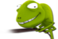 openSUSE kicker Chamelon