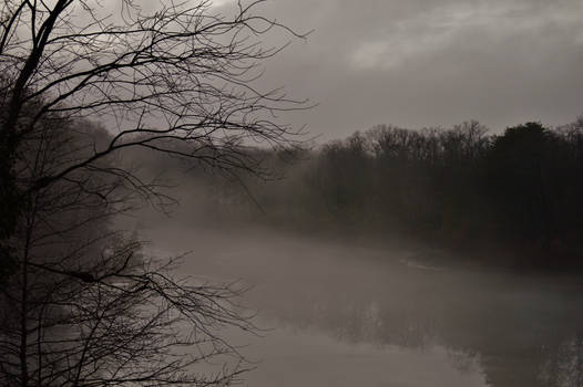 Icy Mists