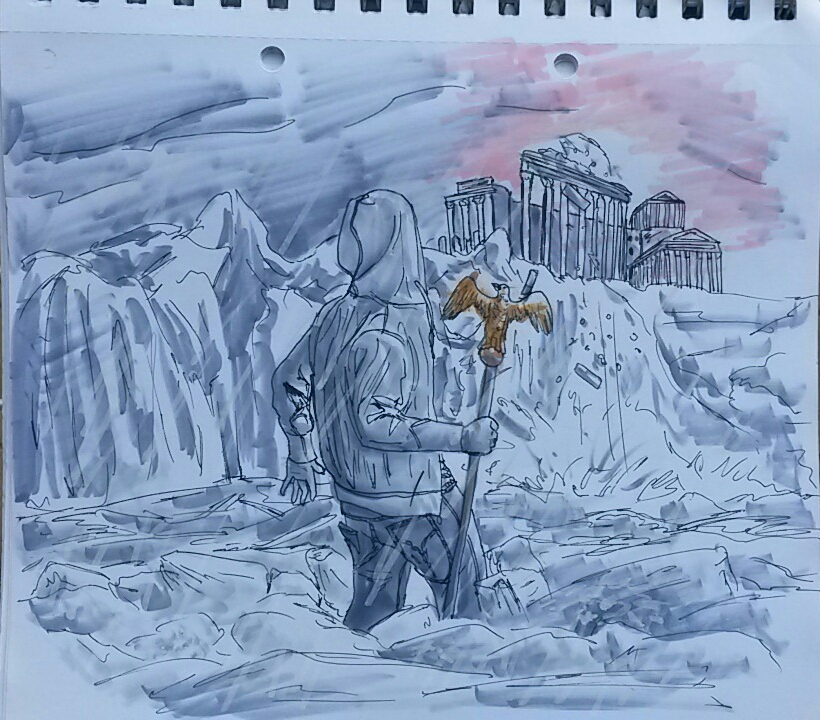 Percy Jackson The Son of Neptune by GaiaGago on DeviantArt