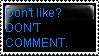 Don't Like? by EnderWomanMC