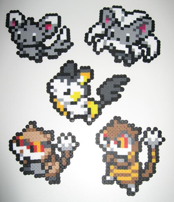 unova pokemon pixel art - photo #21