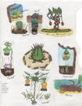 Geb Carnivorous Plants 1