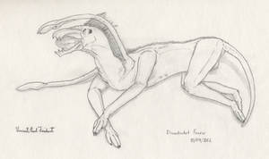 Midgard - Domesticated Fenrir by Tapejara