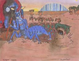The Midgardians by Tapejara
