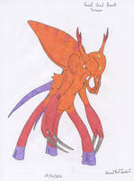 Tunjera - Forest God Beast by Tapejara